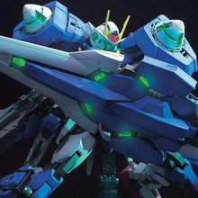 Free shipping Daban Gundam model 1:100 MG00 6604 7 sword 5 lamp --Seven Sword