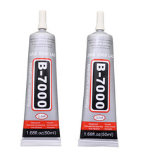 Liquid Glue B7000 - 50 ML Rhinestone Painting Paste Phone Repair DIY Production Repair Special Glue Student Stationery Wholesale(China)