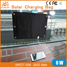 2015 hot new products smartphone accessories waterproof solar panel(China)