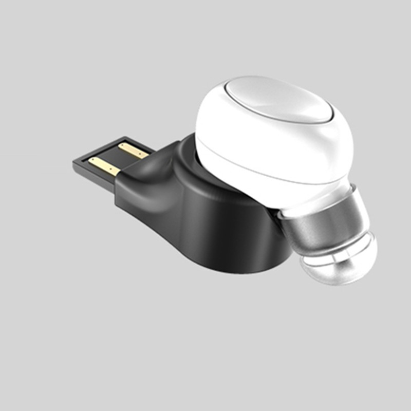 Mini Bluetooth Earphone Wireless Earbuds For Apple iPhone X 8 Plus 7 6S 6 SE 5S 5 4S 4 Invisible Small Mono Earphones Earpieces (2)
