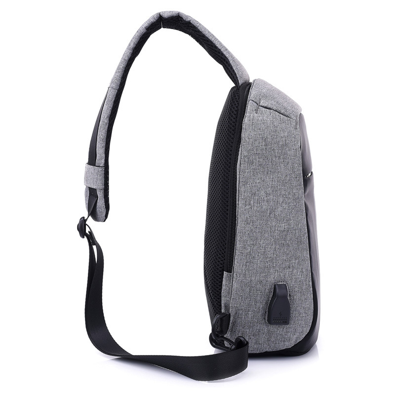 Men Anti Theft Backpack USB Rechargeable Crossbody Women Bags Boys Girls Single Shoulder Bag Backpacks Sac A Dos Homme BP0205 (29)
