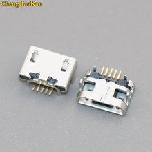 Connector Jack Socket-Port Usb-Charging Chenghaoran-Replacement Lenovo Power-Plug Mini