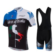 2015 Tour De Italy italia/tour de france cycling jersey/ropa ciclismo mtb jersey and short tight fitness bicycle clothing