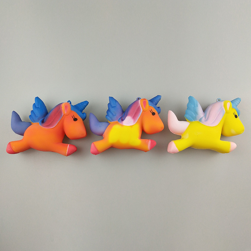 Pegasus Warm Color Change Squishy Toy 2