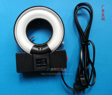 Microscope ring light source neon light with 47mm port connection(China)