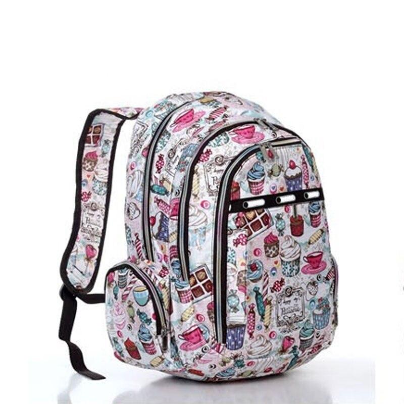 Brands Quality Student Backpack School Bags for Teenager Boys Girls College Mochila Women Backpacks Nylon Shoulder Bag Ladies<br><br>Aliexpress