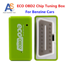 Car Diagnostic-Tool  Professional ECU OBD2 Economy Chip Tuning Box Plug & Drive Eco OBD2 Benzine Fuel 15% Save Low Emission
