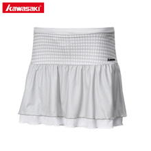 Summer Kawasaki Ladies Sports Skirt Table Tennis Skorts Polyester Breathable Badminton Running Shorts Skirt Women SK-172705