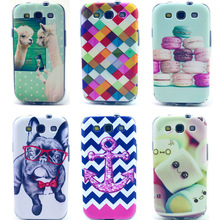 Case For Samsung Galaxy S 3 III i9300 S3 Neo i9301i i9300i Duos GT-i9300 GT-i9300i Cover Cell Phone Shell Silicon TPU Ultrathin