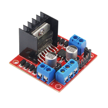 Buy L298N Motor Driver Board Module L298 arduino stepper motor smart car robot for $2.90 in AliExpress store