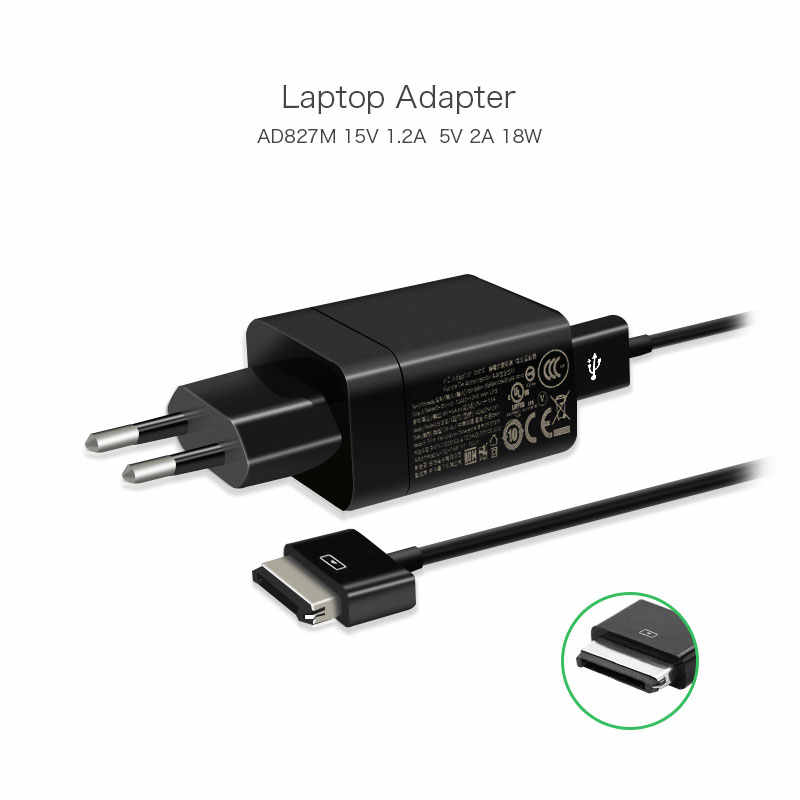 ! 100-240V eFactory Direct Travel Micro-USB Charger for Asus FonePad 7 FE170CG is Original /& Dual Voltage Black