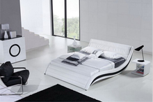 Queen bed furniture Modern bedroom furniture headboard bed