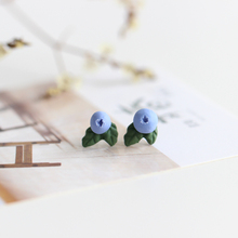 Boutique Folk Style Ceramic Earrings Earrings Wholesale Crafts Temperament Original Decoration Free Shipping 01014(China)