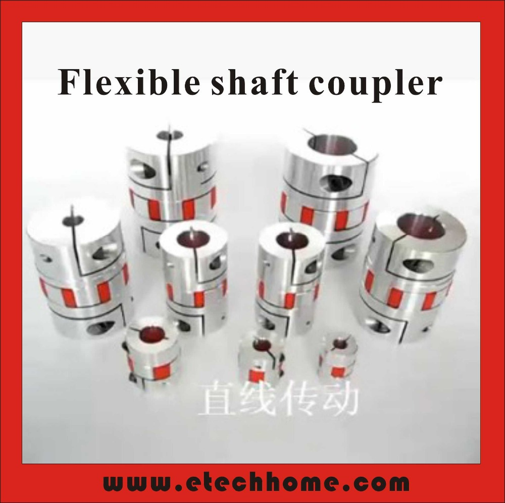 Motor Jaw Shaft Coupler D65xL90 Claw-type Flexible Coupling Inner hole 15-35mm for CNC Stepper Servo Motor<br>