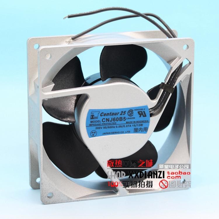 high quality Japan servo CNJ60B5 200V 15 / 13W 12CM 12038 AC electric axial cooling fans<br><br>Aliexpress