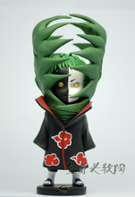 MODEL FANS NARUTO Akatsuki 13cm Zetsu gk polymer clay made for Collection Handicrafts