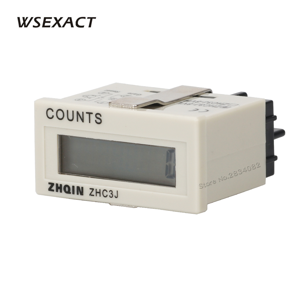 1pc Digital LCD Electronic Finger Hand Ring Knitting Row Tally Counter Hot  ZH