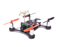 Tiny QX95 95mm Micro Quadcopter Frame Kit + 8.5*20 Coreless Motor + F3 EVO V2.0 brushed board + 1000TVL camera + 55mm Propeller