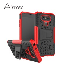 Buy Airress Anti-knock Rugged Armor Hybrid Phone Case LG G6 H870 H870DS H871 H872 H873 H870K VS998 LS993 US997 for $3.63 in AliExpress store