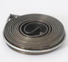 China manufacturer flat wire rolling constant force coil spring for clockwork,0.80*10*1540mm, Type 17(China)