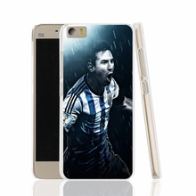 16094 football star messi cell phone Cover Case for Xiaomi redmi hongmi red rice 1_1s 2 3 note