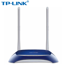TP-Link Wireless Router 300M Wifi router TL-WR841N 2.4G Wireless router Wifi repeater TP LINK 802.11b Phone APP Routers(China)