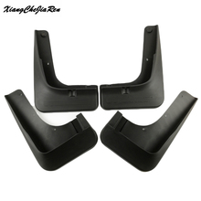 New For Mitsubishi for Outlander soft Mudguards Mud flap,Protect the car paint surfac, Car Fender auto accessories(China)