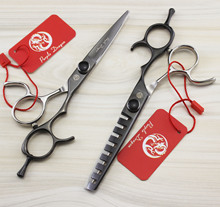 5.5 inch Japan Professional Barber Hairdressing Shears Hair Cutting Scissors Salon Equipment(China)