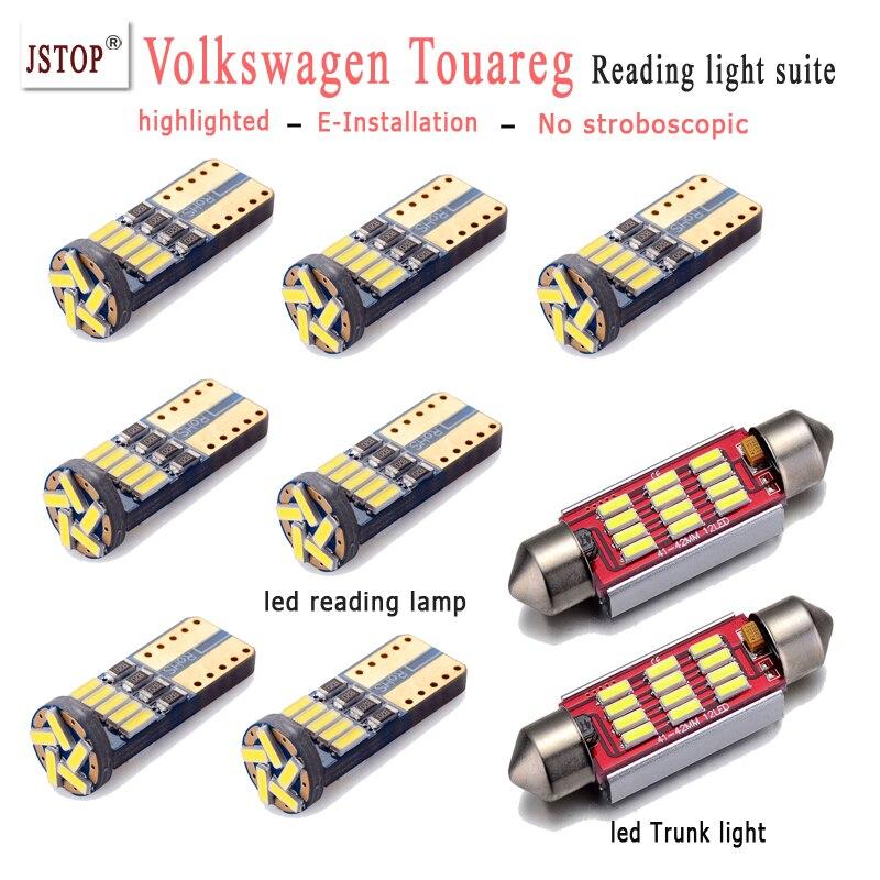 9piece/set Vw Touareg 41mm led reading light c5w festoon led Trunk light C5W canbus 12V bulb w5w t10 led Interior reading light<br><br>Aliexpress