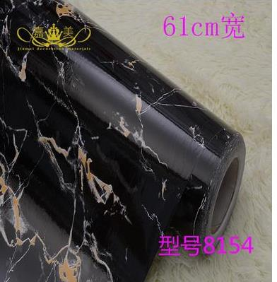 Simulation of marble PVC sticky wallpaper from TV setting wall cabinet furniture renovation with thick waterproof wallpaper1343<br><br>Aliexpress