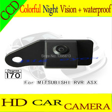 CCD Night Vision Chip Car Rear View Reverse Parking CAMERA For MITSUBISHI RVR ASX