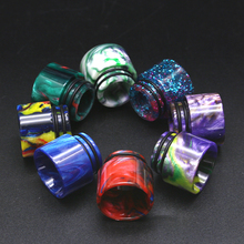 Buy 1PCS Epoxy Resin Drip Tip Head Vape Mouthpiece 510 resin drip tip RDA Atomizer 510 Drip Tips for $2.80 in AliExpress store