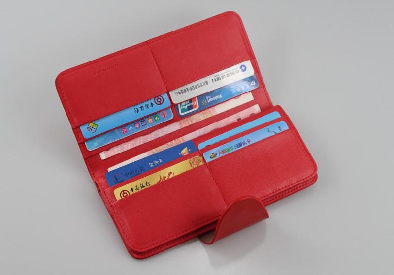 HTB1G.3OLFXXXXabXVXXq6xXFXXXy - Harrm's Brand Classical Fashion genuine leather women wallets short red blue Color female lady Purse for women with coin pocket