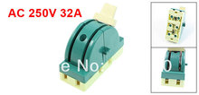 AC 250V 32A Two 2 Pole Double Throw DPDT 2P2T Circuit Control Knife Disconnect Switch Wholesale Retail