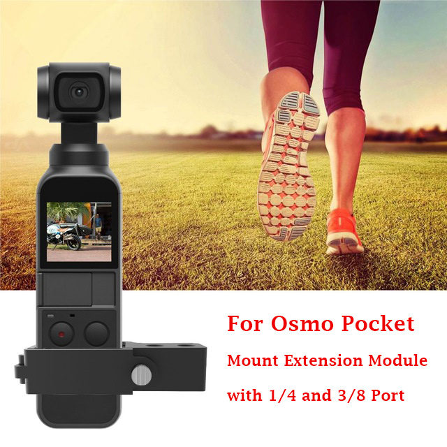 DJI-Osmo-Pocket-Accessory-Mount-Extension-Module-for-Osomo-4K-video-3-axis-Gimbal