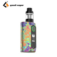 Buy Original 235W GeekVape Blade Vaping Aero Tank 4ml BladeBox Mod 235W fit 18650/20700/21700 battery E cigarette Vape Kit for $54.32 in AliExpress store