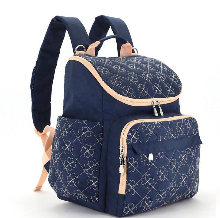 Diaper Bag Fashion Mummy Maternity Nappy Bag Brand Baby Travel Backpack Diaper Organizer Nursing Bag For Baby Stroller Wetbag (10)