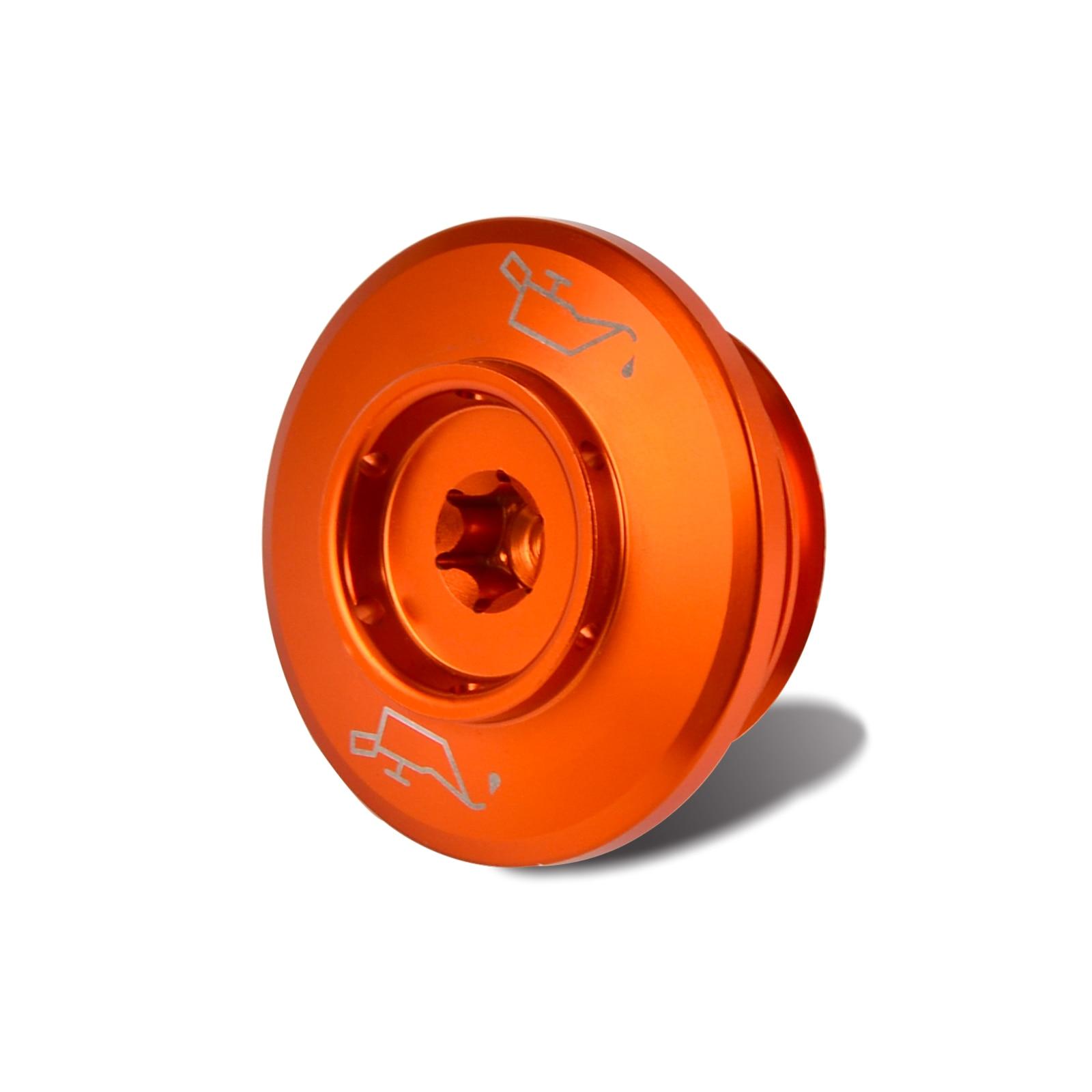 Oil Filler Plug Cover Cap For KTM 1090 1190 1290 Adventure 2013-2017 2018 2019