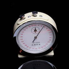 Mechanical Stop Clock Clock 60s0.1s Clock Stopwatch Stop Timing Instrument for Physical Teaching Aids Equipment