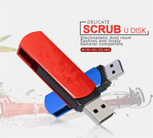 Free shipping rotation multi-color usb memory stick tablet PC swivel 32Gb pen drive 16gb usb 2.0 for business from china