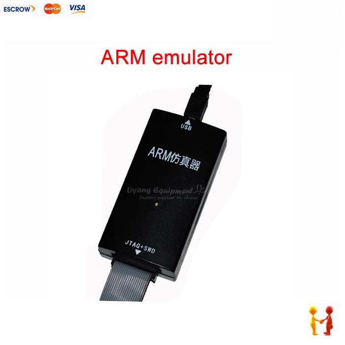 upgrade single-chip ARM development board programming / STM32 / JTAG / SWD JLINK V9 emulator ARM V8 <br>