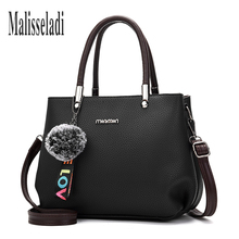 Luxury 2018 New Europe Fashion Trend Bag Designer Girls Women Handbags And Purses Female Ladies Hand Bags Shoulder Crossbody Bag(China)