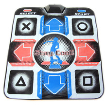 USB RCA Non-Slip Dancing Step Dance Mat Pad for PC TV AV Video Game(China)