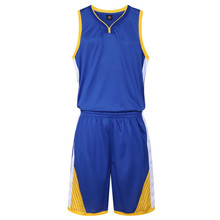 Youth breathable basketball jerseys kids basketball sets children sportswear diy any logos name and number free shipping(China)