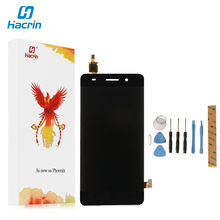 Hacrin For Huawei honor 4C LCD Display+Touch Screen Digitizer 100% New Glass Touch Panel For HUAWEI Honor 4C 1280x720 HD 5.0''