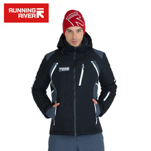 RUNNING RIVER Brand High Quality Men Winter Ski Jacket 3 Colors 6 Sizes Warm Sport Outdoor Clothing For Man Ski Jackets #A5036