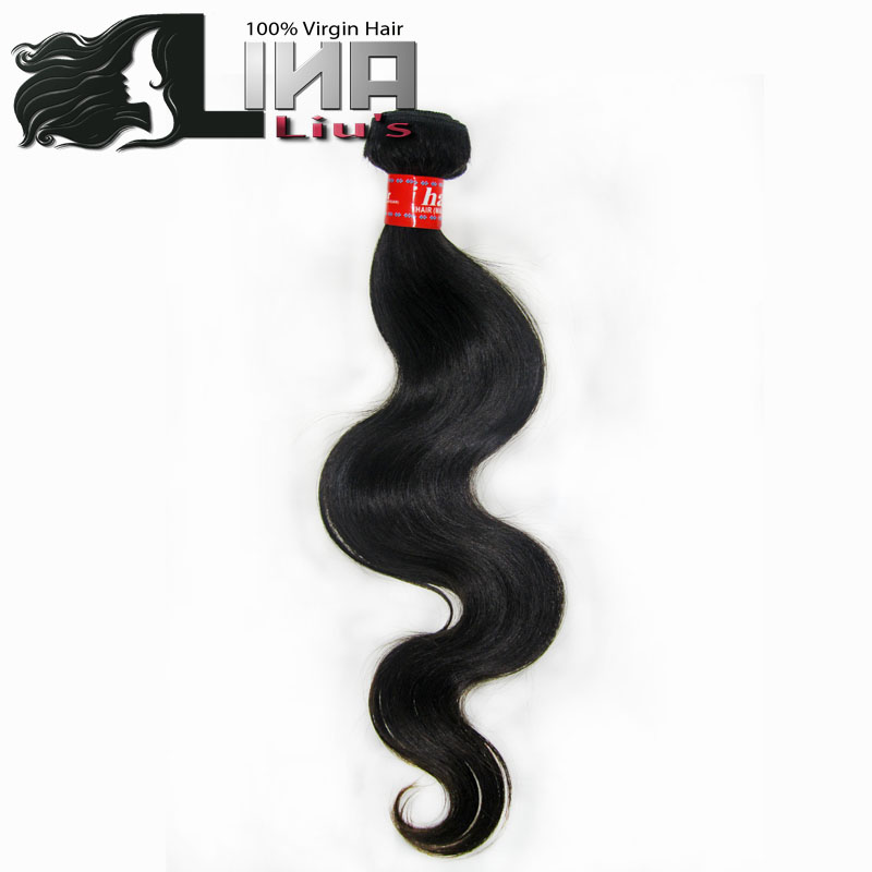 Body Wave Human Hair weaves malaysian virgin hair 12-28inch grade 6A,Unprocessed Hair Natural Color  Free Tangle<br><br>Aliexpress