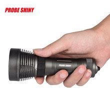 Super Underwater 500M 5000LM XM-L T6 LED Diving Flashlight Waterproof Torch 170127