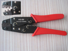 Terminal crimping pliers for crimping dupont pin connector 30-18 AWG,D-SUB connector crimping tool HS-B9