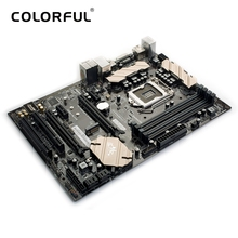 Colorful Battle AXE C.Z170 Motherboard Mainboard Systemboard for Desktop Intel Z170/LGA 1151 DDR4 ATX SATA-E Support CrossFireX(China)